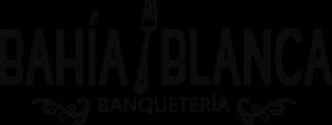 Bahía blanca banqueteria logo
